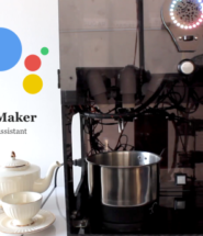 Google Voice Assistant Enabled Tea Making Robot