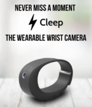 Cleep Wristwatch Camera and Video