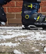 Walk In This Ski Boots With Ease