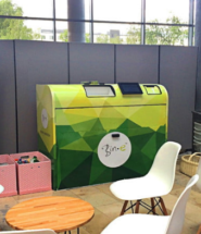 Smart Trash Bins Help To Sort Out Trash Automatically