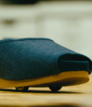 "Your Slippers Can Now ""Park By Itself"""