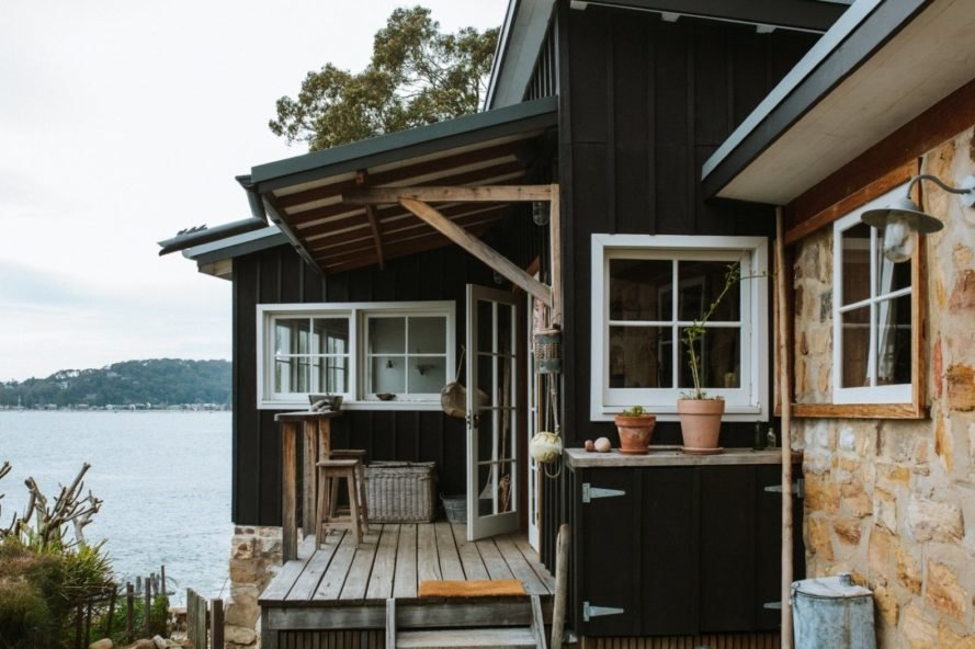 Old Fisherman Shack Turned Into An