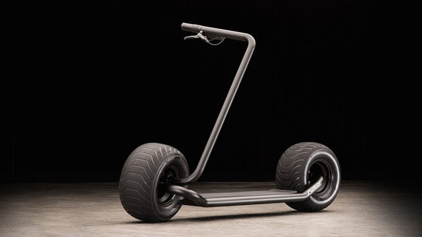 Coolbusinessideas Com Stator The Future Scooter