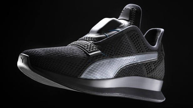 meilleure sélection ca24a afb53 CoolBusinessIdeas.com | Puma's Self Laces Trainers